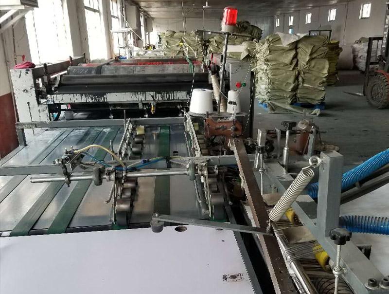 切縫印刷一體機